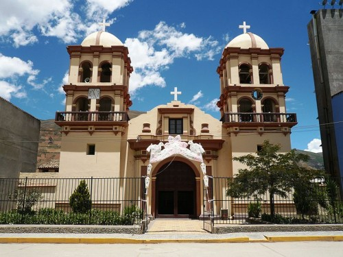 catedral san pedro de pampas