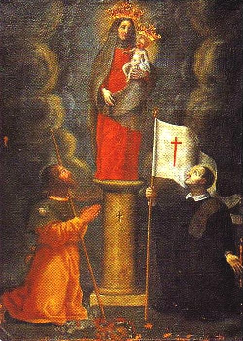 Nuestra Señora del Pilar de Castenaso, aparece para recordar la devoción, Italia (27 ene)