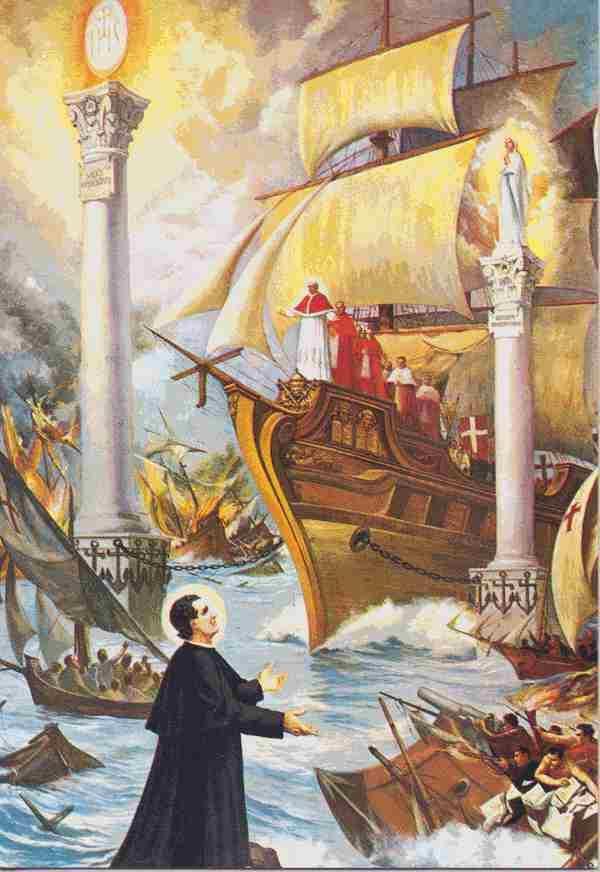 Don Bosco, las Profecías de un Gran Santo y Místico (31 ene)