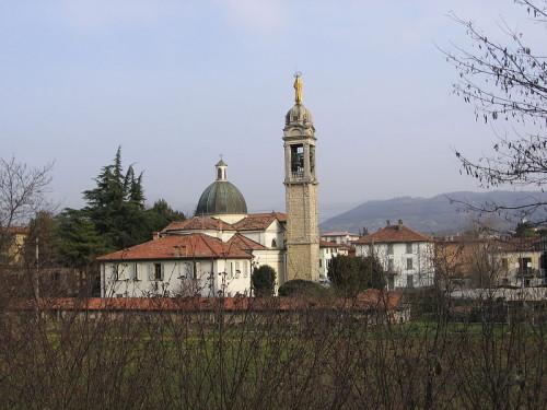 edificio de la iglesia de albano de las osas
