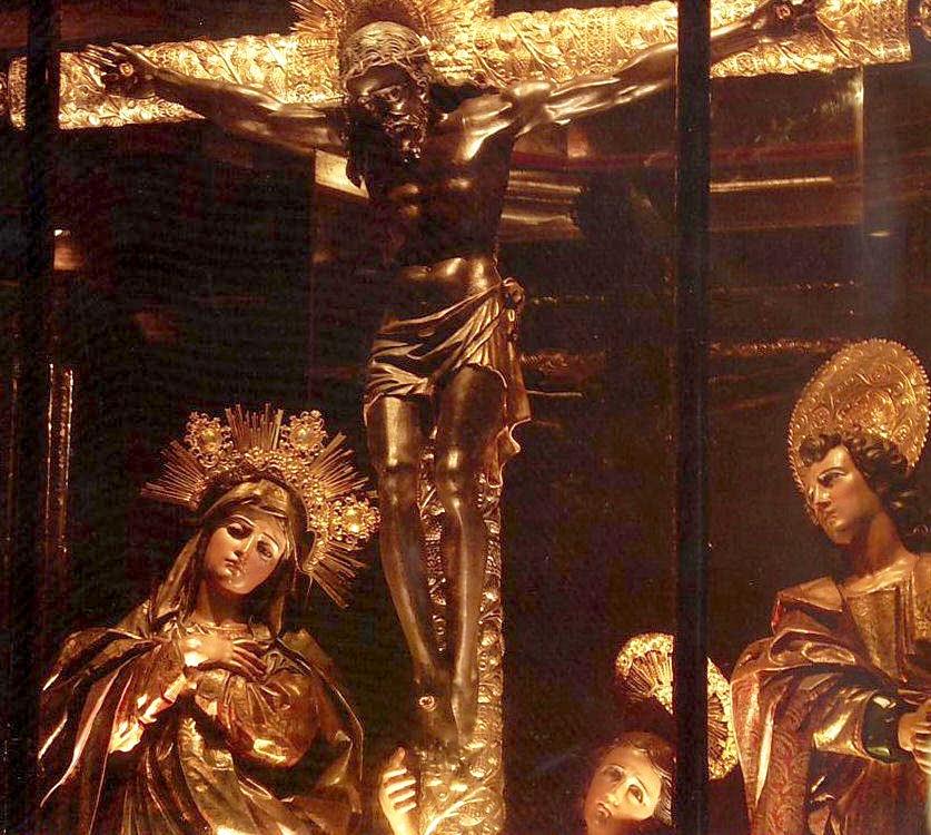 El Archimilagroso Señor de los Milagros de Esquipulas, Guatemala (15 de enero)