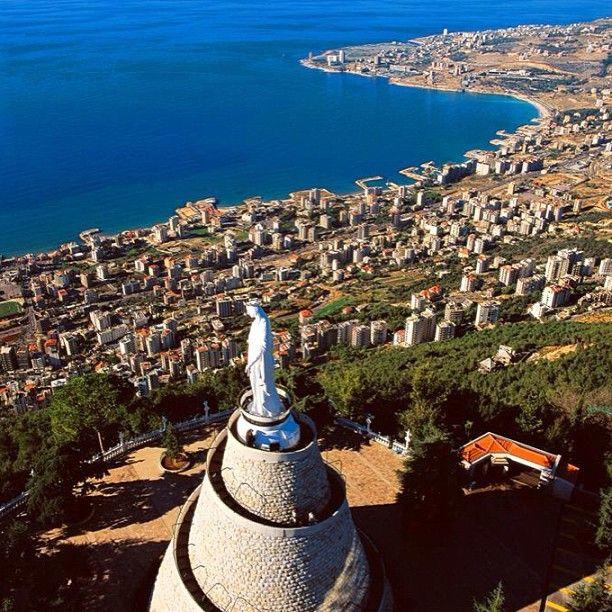 Santuario Nuestra Señora de Mantara, zona Protegida contra el mal, Líbano