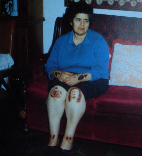 estigmas de mamma natuzza