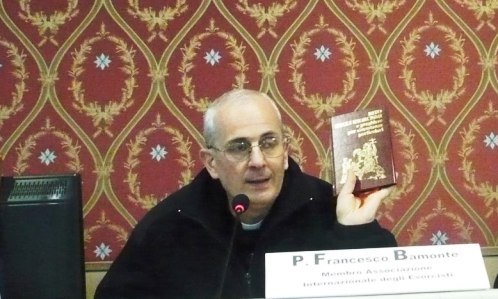 exorcista Francesco Bamonte