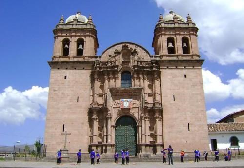 iglesia belen de cuzco