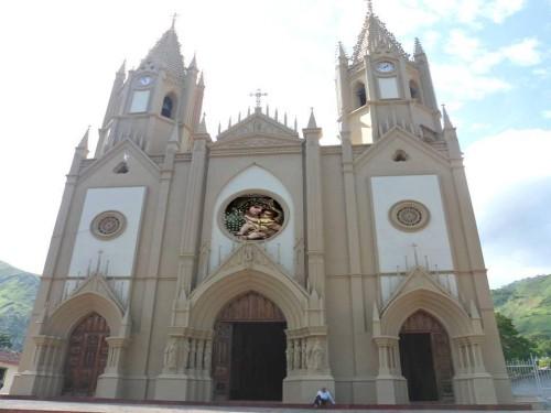 iglesia de belen de salazar de las palmas