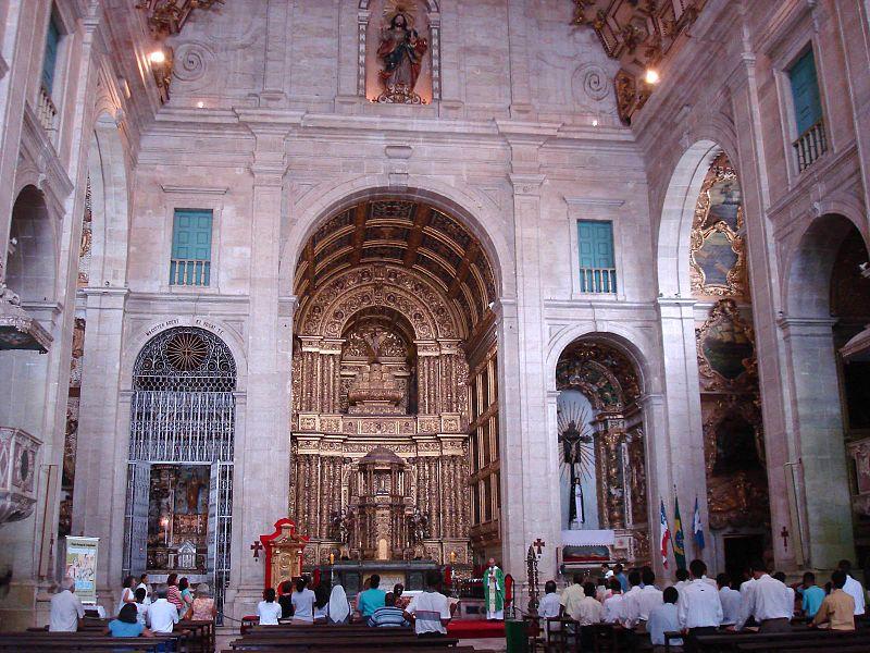 Prodigios en España y en Brasil: Nuestra Señora de las Maravillas, Bahía, Brasil (febrero)