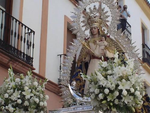 procesion ns de la paz ronda