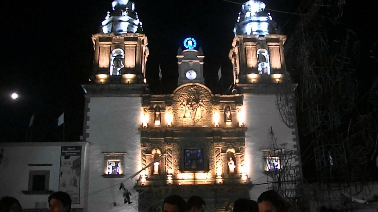 """Nuestra Señora de Santa Anita, la Legendaria """"Abogada de los Enfermos"""", México (24 ene)"""