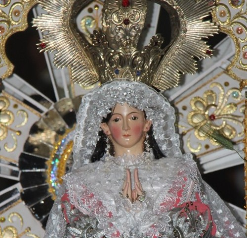 virgen purisima