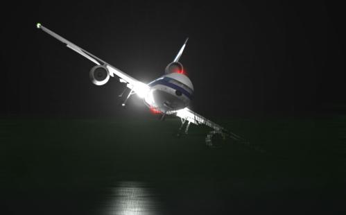 vuelo 401