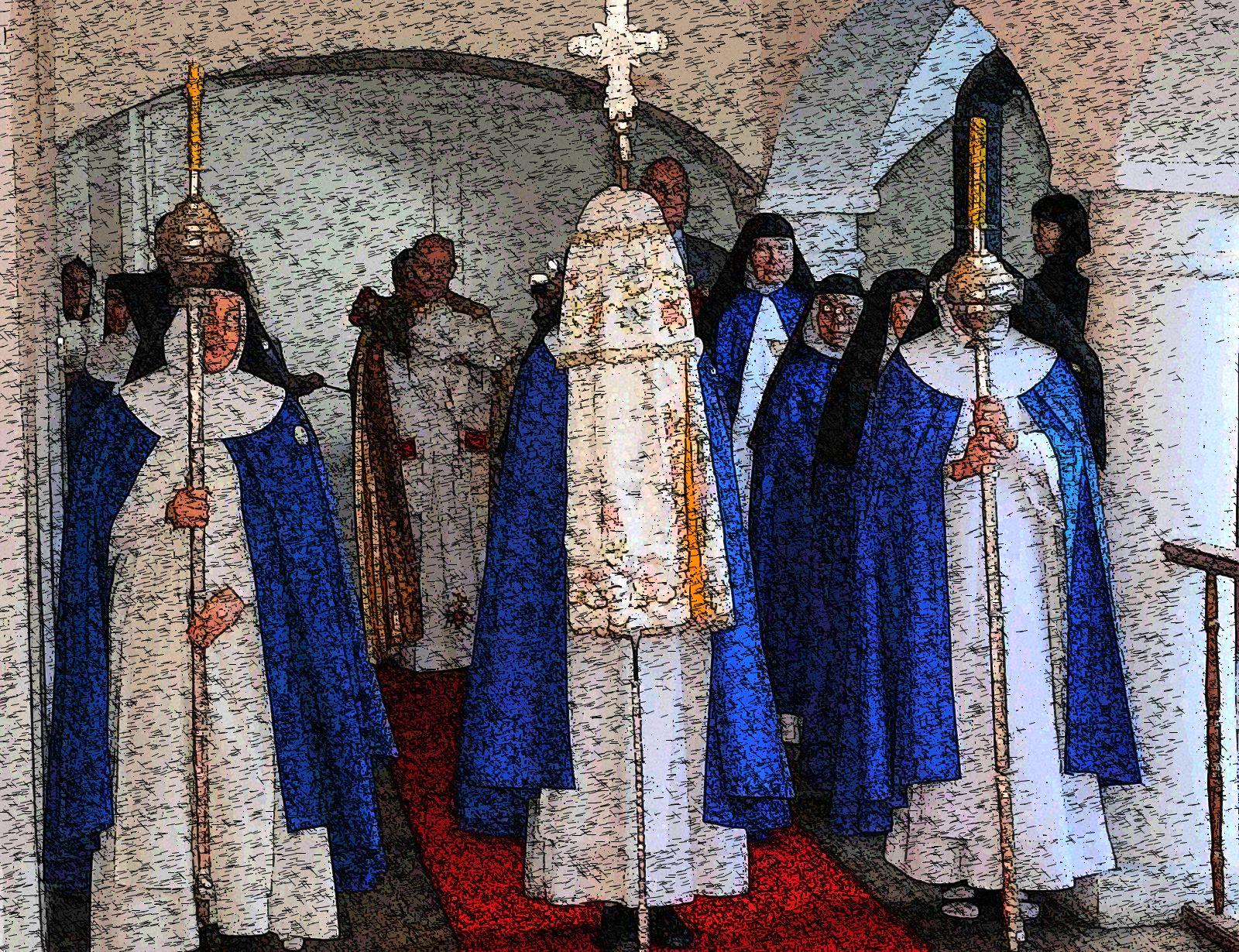 La Virgen María Avisó hace 4 siglos la Crisis Actual en la Iglesia