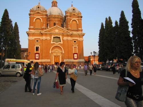 Il Santuario della Beata Vergine del Castello, Basilica Minore