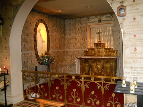 altar de pellvoisin