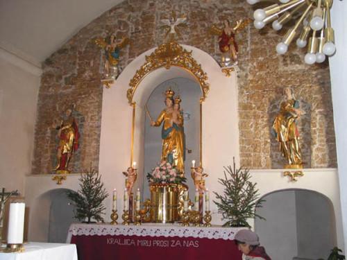 altar kurescek