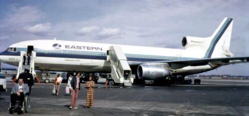 avion de eastern airlines