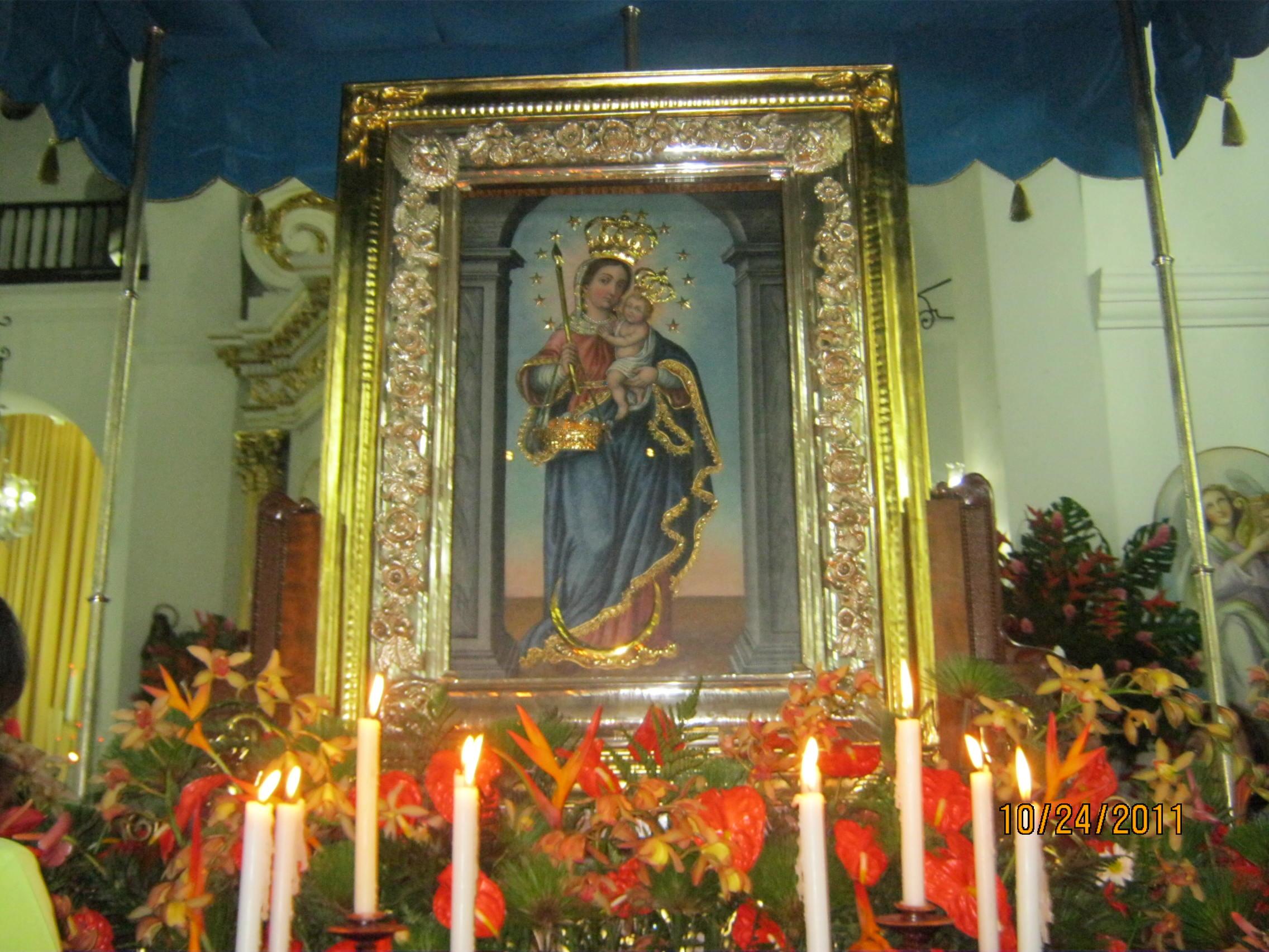 Colombia y La Candelaria: Virgen de la Popa y Candelaria de Medellín (2 feb)