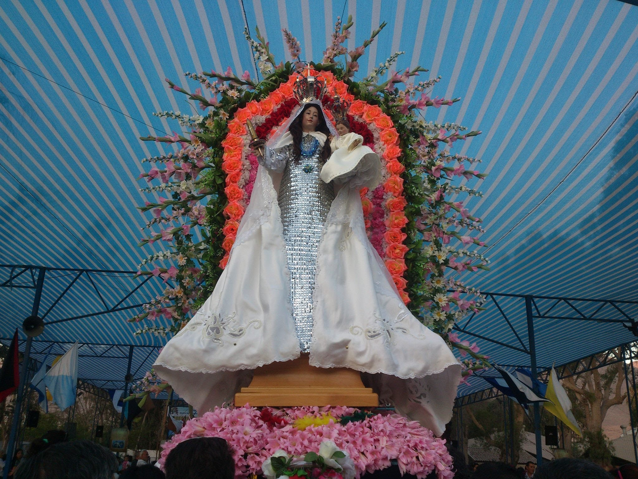 Las Advocaciones Americanas de la Virgen de la Candelaria (2 de febrero)