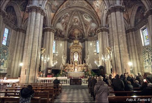 capilla de la madonna del conforto