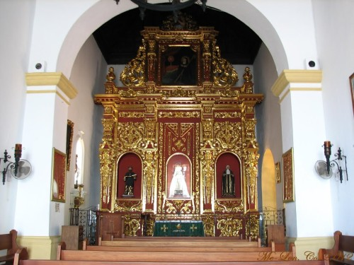 capilla de la virgen de la popa cartagena
