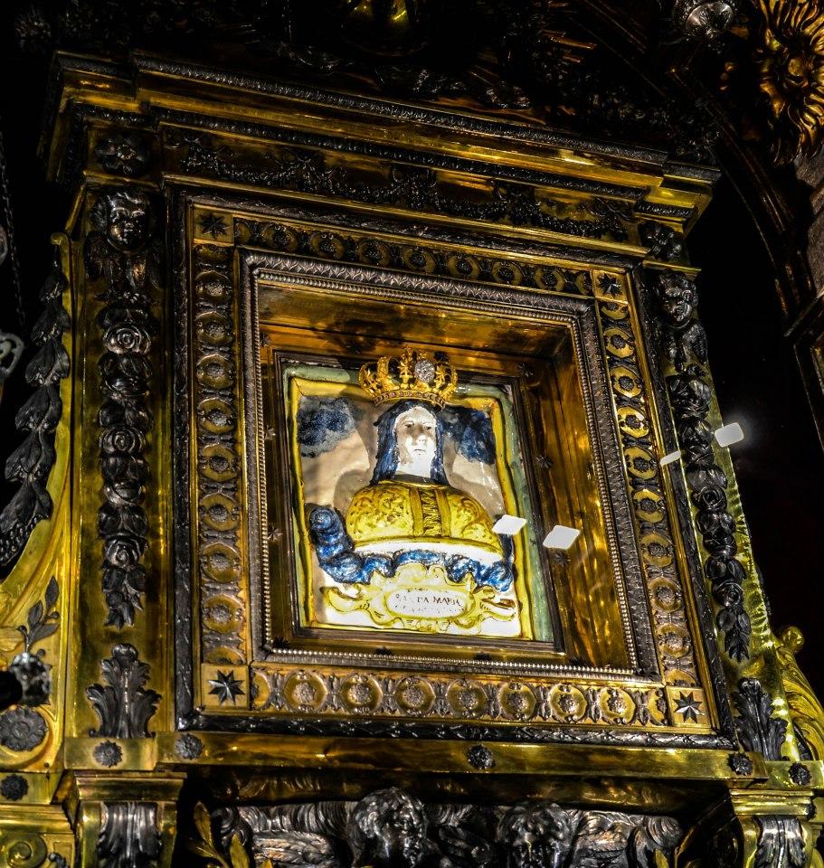 La Imagen que Resplandece para producir Milagros: Madonna del Conforto, Italia (15 de febrero)