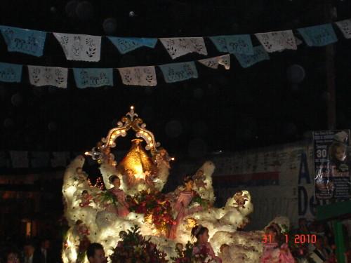 desfile virgen del sagrario tamazulz