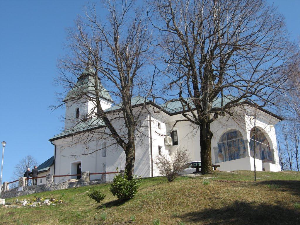Virgen de Medjugorje Aparece en Eslovenia: Reina de la Paz en Kurescek, Eslovenia (9 dic y 10 feb)