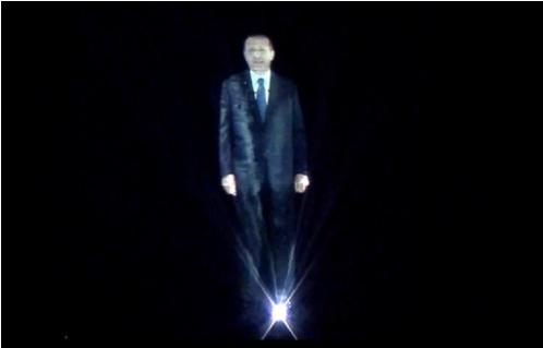 holografia erdogan