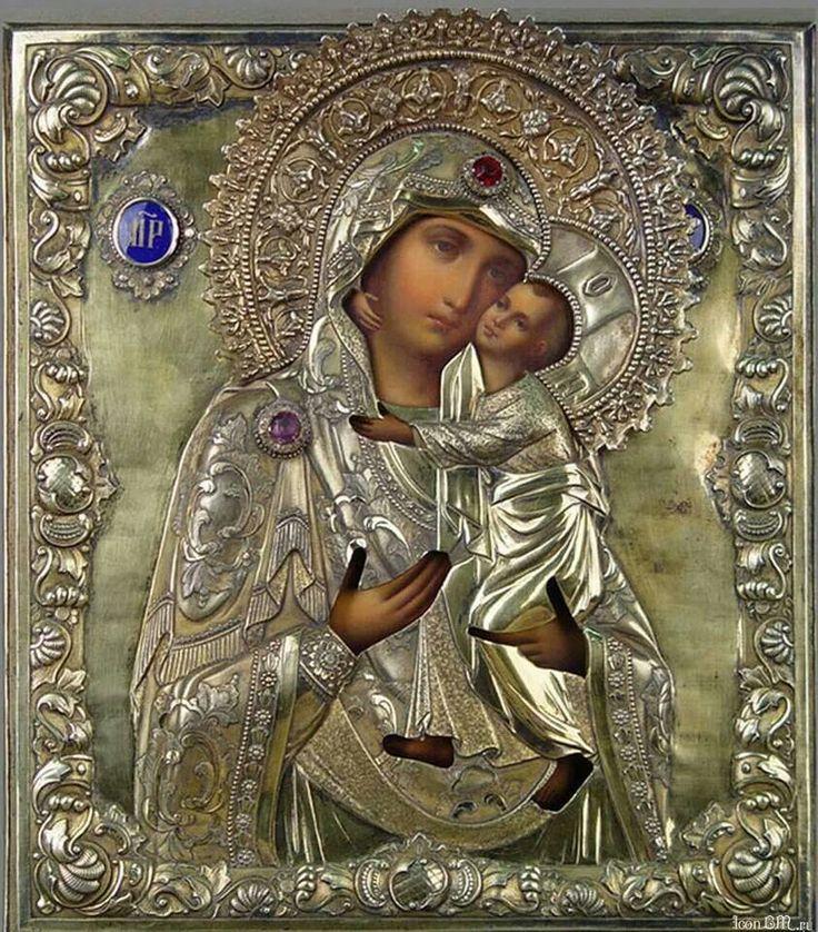 Madre de Dios que Calma mis Dolores, Icono que Sana, Rusia (7 feb)