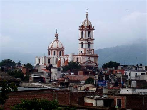 iglesia del sagrario de tamazula