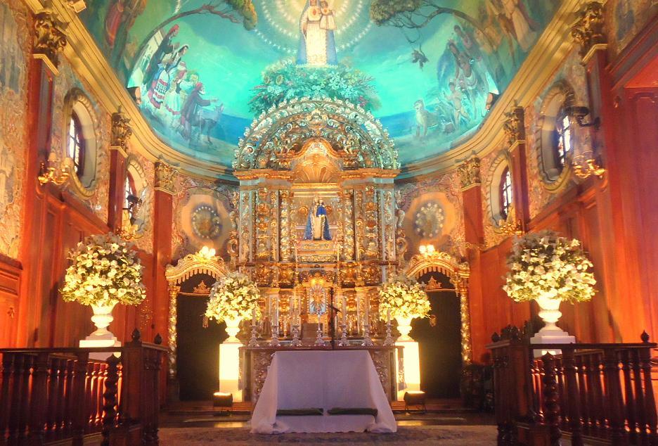 Nuestra Señora de Brasil, antigua Devoción Brasileña Regresa de Italia, Brasil (22 feb)