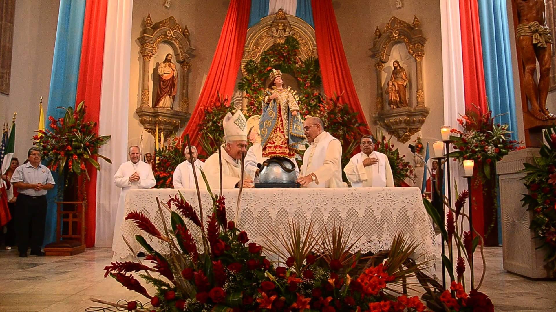 Creían que era una Raíz: Nuestra Señora de la Esperanza de Jacona, México (14 de febrero, 8 de septiembre)
