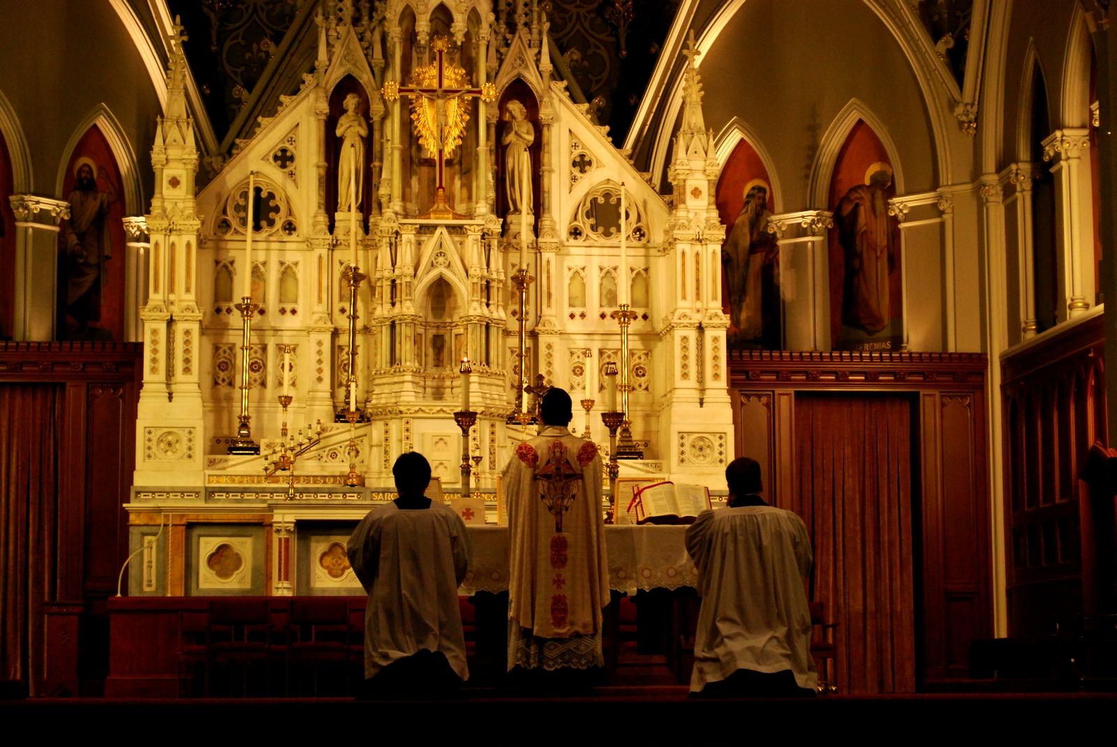 ¿Puede ser Francisco el Papa que sacará a la Iglesia del Cisma?