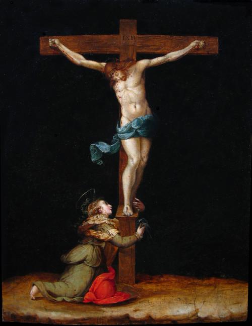niccolo_betti_crucifijo_con_la_magdalena_olio_su_tavola_cm_565_x_44_piacenti_art_gallery_florencia