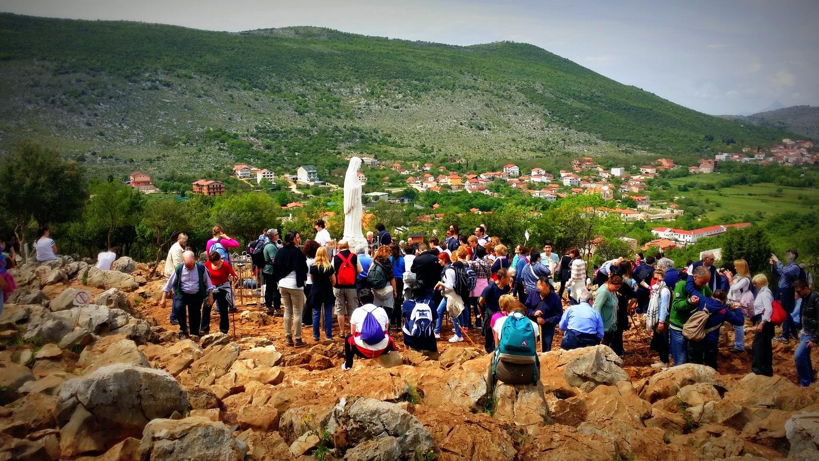 ¿Se está Cumpliendo la Profecía de la Virgen en Medjugorje sobre Rusia?