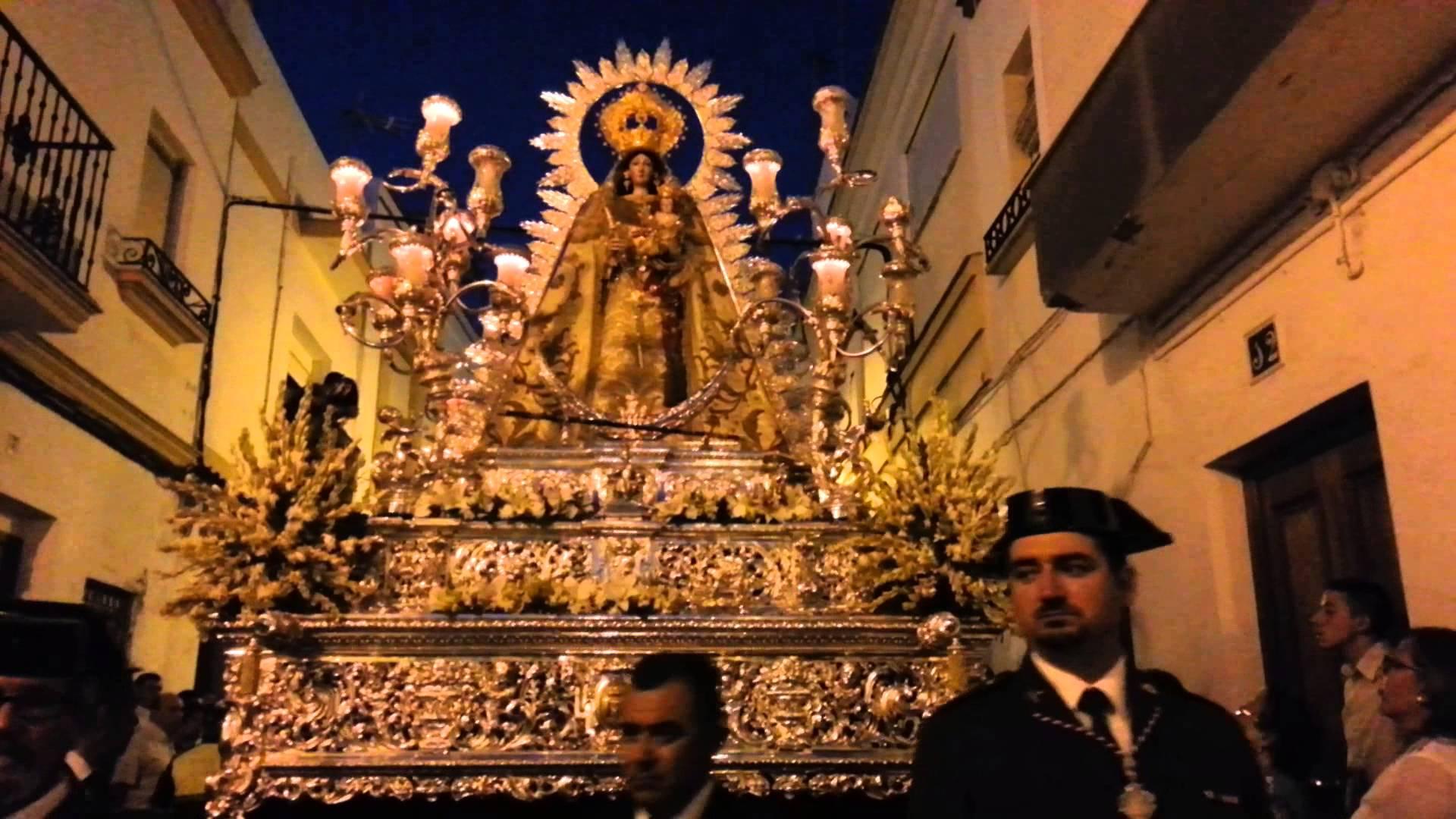 Nuestra Señora del Rosario de Rota, responde todas las Rogativas, España (18 feb)