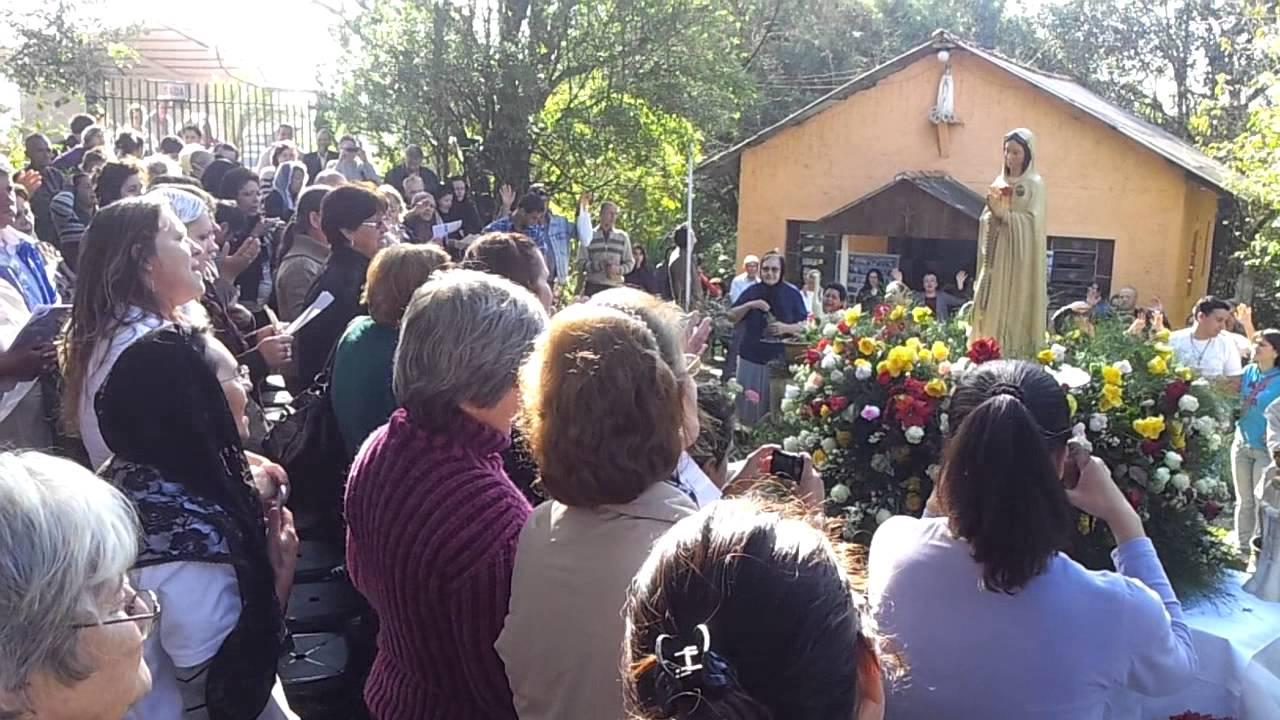 Las Milagrosas Apariciones de Rosa Mística de Sao José dos Pinhias, Brasil (12 feb)