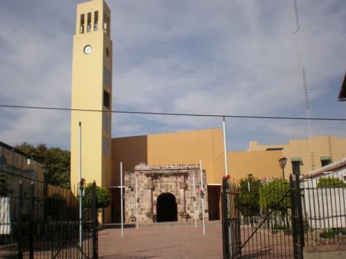 templo de ns de la esperanza de jacona