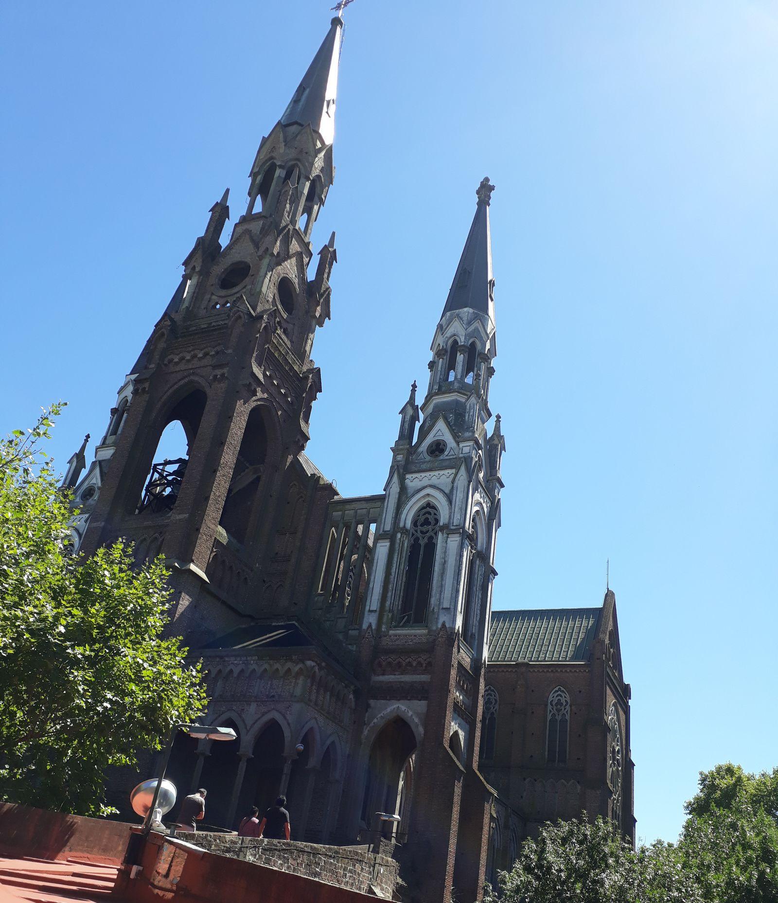 Nuestra Señora de Lourdes de Santos Lugares, piedad mariana del Gran Buenos Aires, Argentina (11 feb)