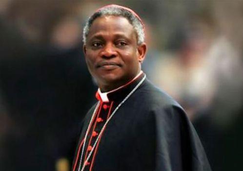 Cardenal de Ghana Peter Turkson