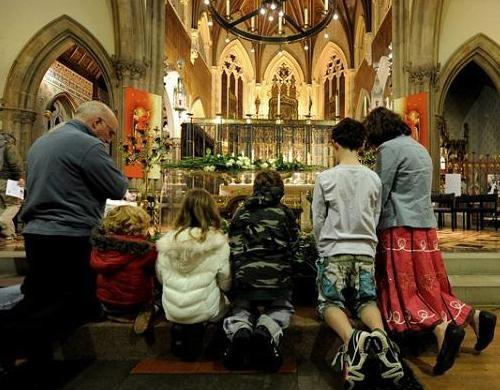 Famille-en-prière