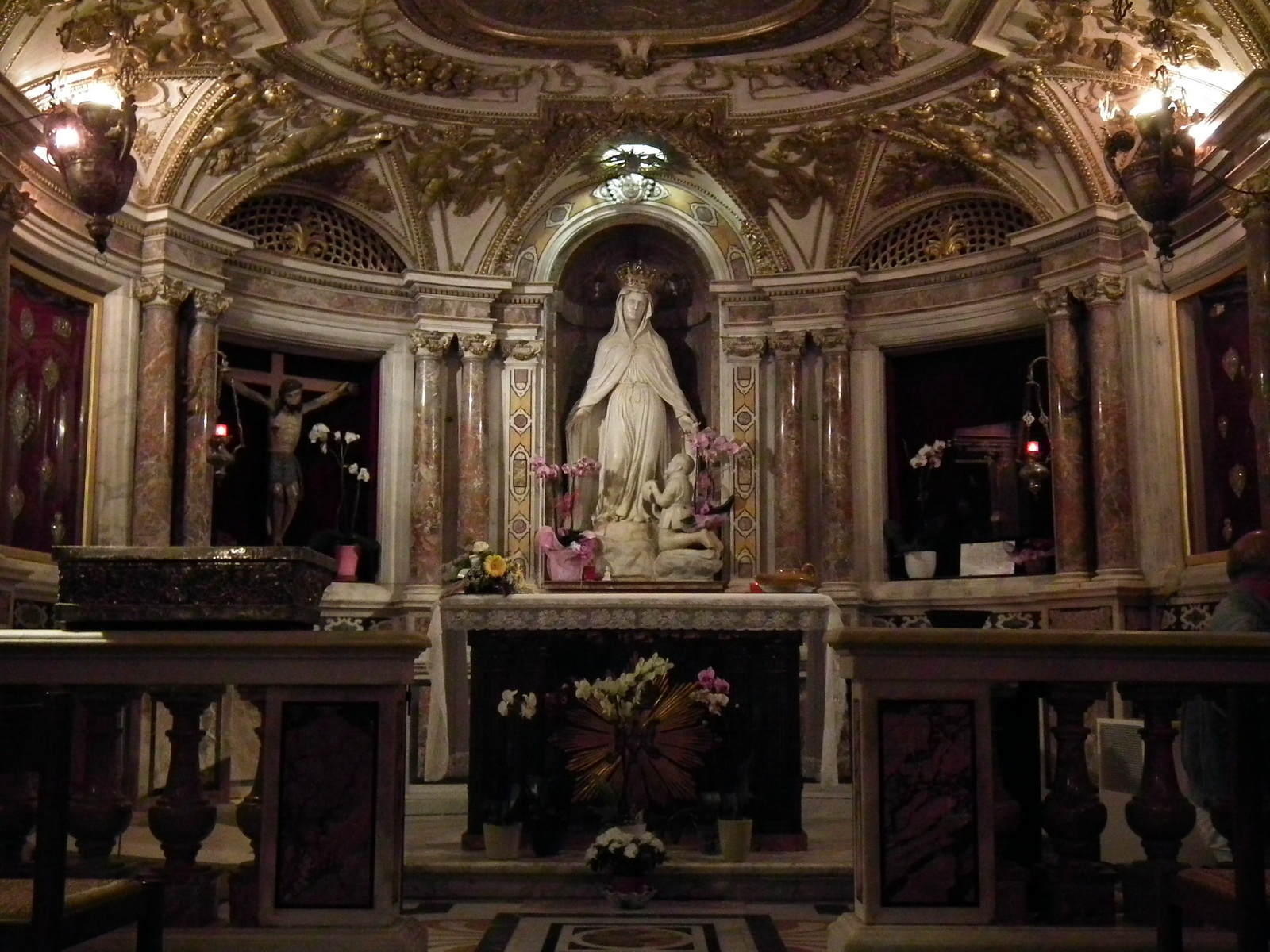 Aparición Contra el Protestantismo: Nuestra Señora de la Misericordia de Savona, Italia (18 mar)