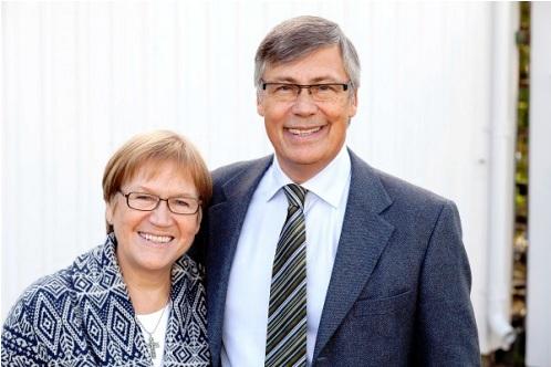 Ulf y Birgitta Ekman
