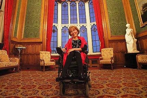 baronesa Campbell