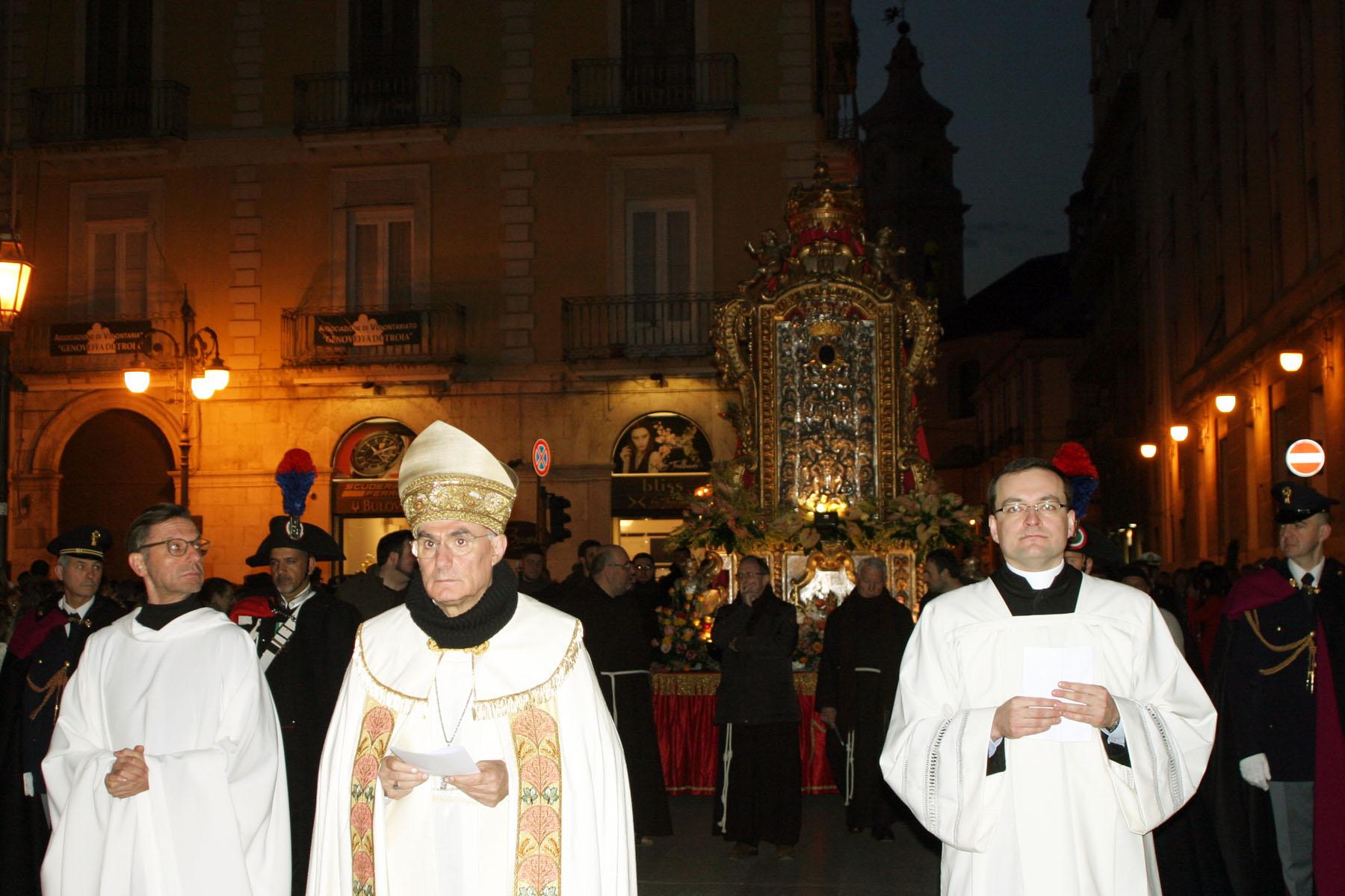 Aparición que Presenció San Alfonso María Ligorio: Nuestra Señora de los Siete Velos, Italia (22 mar)