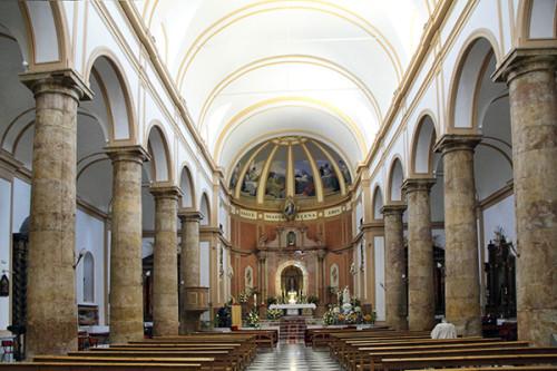 iglesia de la anunciacion de berja