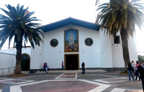 iglesia de la carrodilla