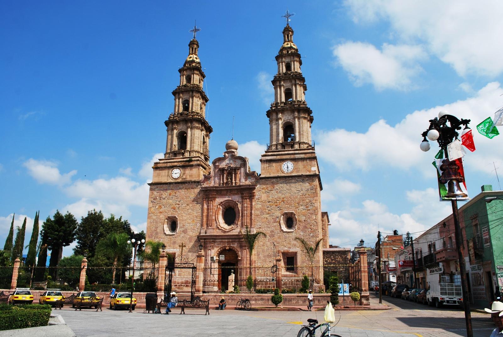 En su Nombre se Fundó una Ciudad: Nuestra Señora de la Encarnación, México (2 de febrero y 25 de marzo)