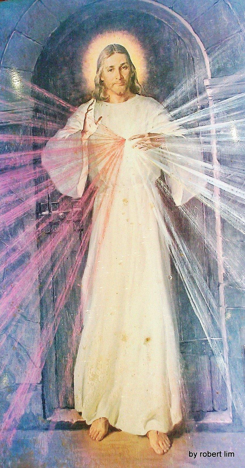 Apariciones a Stanley Villavicencio, vio a Jesús y lo describe en detalle, Filipinas (2 mar)