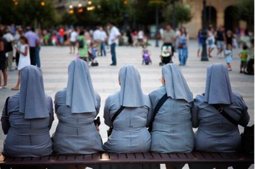 monjas rebeldes de ncan